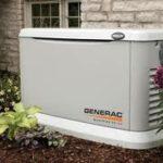 Generac standby back-up generator